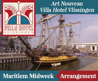 Villahotel Vlissingen Midweek Arrangement